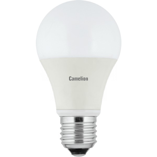 Camelion LED12-A60/845/E27 светодиодная лампа, 12ВтC0044702Энергосберегающие лампы Camelion, серия Camelion PRO. Конфигурация колбы - Рефлектор (JCDR). Служат в 10 раз дольше, чем обычные лампы накаливания. Сверхкомпактные размеры. Улучшенные электро- светотехнические характеристики.