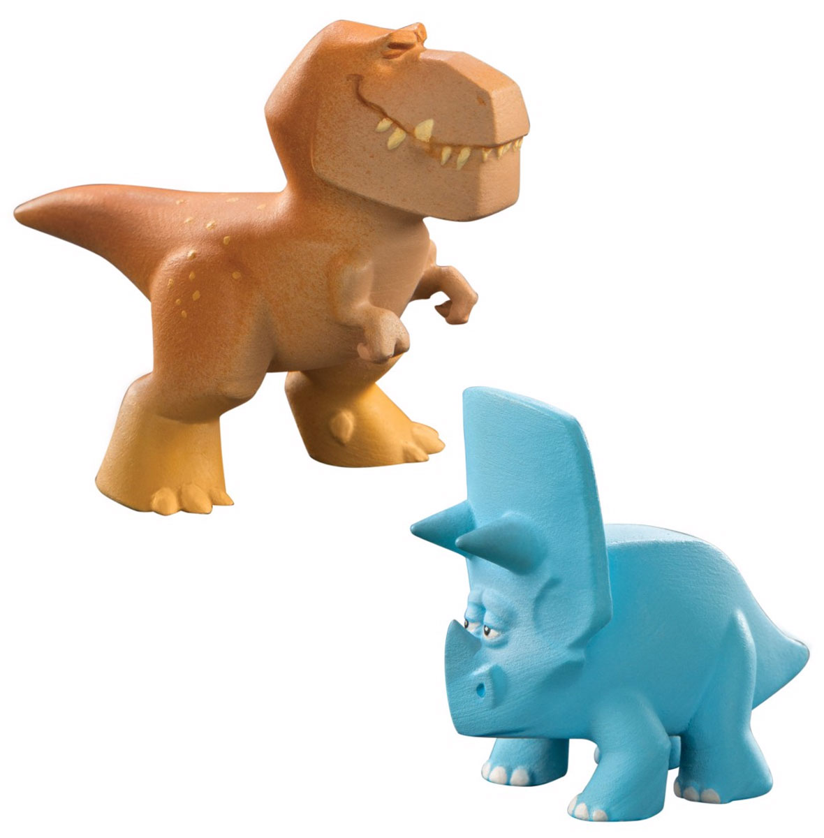 Хороший динозавр Набор фигурок Бур и Уилл