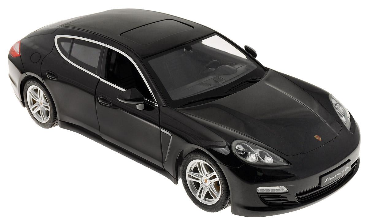 mjx porsche panamera 8553b Rastar Радиоуправляемая модель Porsche Panamera цвет черный