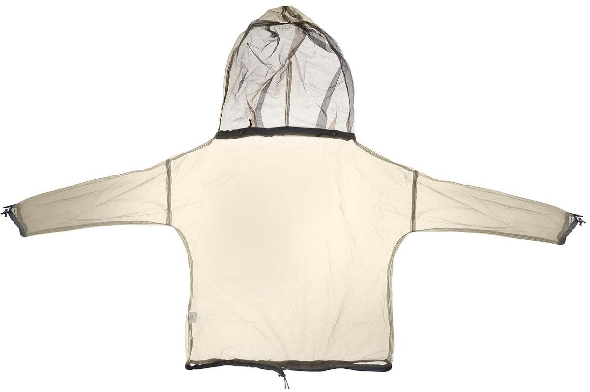 Куртка против насекомых детская Coghlans, цвет: зеленый. Размер: S (38-40)9356Детская куртка против насекомых Coghlans обеспечивает максимальную защиту от комаров и других летающих насекомых. Первоклассная мелкоячеистая сетка No-See-Um выполнена из 100% полиэстера. Это огнестойкая, легкая, долговечная и хорошо вентилируемая сетка - 1150 ячеек на 2,5 см. Куртка снабжена манжетами на завязках на рукавах и талии, а также капюшоном, полностью закрывающим голову. Застежка с молнией на шее обеспечивает быстрый доступ к лицу. Защитите детей от комаров и других насекомых, используйте в качестве защитного экрана от пыли. Для детей и подростков от 8 лет, весом до 45 килограмм.