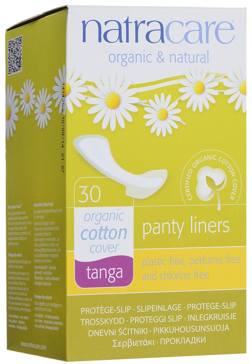 Natracare Ежедневные прокладки Tanga, 30 шт10043488Прокладки Natracare Tanga для трусиков типа танга предназначены для ежедневного использования, чтобы защитить нижнее белье и сохранить чувство свежести. Каждая прокладка снабжена влагонепроницаемым барьером.Прокладки изготовлены из 100% био-хлопка - экологически чистого продукта, выращенного без использования пестицидов, не содержат вредные ингредиенты, не отбелены хлором, и полностью разлагаются после применения.В производстве прокладок использовался биопласт - пластик нового поколения, изготовленный из кукурузного крахмала, без ГМО. Он воздухопроницаемый, но не пропускает жидкость. В противоположность обычным пластикам, биопласт изготовлен из растительных материалов и биоразлагается. Характеристики:Количество прокладок: 30 шт. Товар сертифицирован. Компания Bodywise была создана в Великобритании в 1989 году. На сегодняшний день она имеет представительства более чем в 40 странах мира.Компания Bodywise предлагает экологически чистые гигиенические средства для женщин.Серия Natracare представляет более 20 наименований средств персональной гигиены высокого качества. Женские гигиенические средства Natracare были созданы Сюзи Хьюсон в 1989 году в результате обеспокоенности разрушающим эффектом, который оказывает загрязнение диоксинами на здоровье женщин. На сегодняшний день разработан большой диапазон по-настоящему био и натуральных продуктов для женщин и детей. Продукция Natracare является продукцией, рекомендованной врачами-гинекологами.