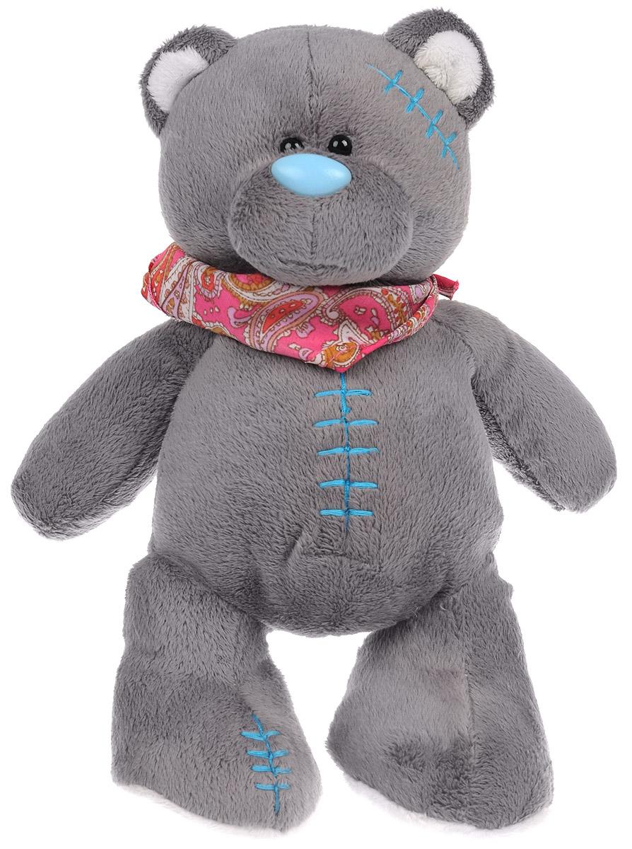 Sonata Style Мягкая игрушка Медведь Синий носик 25 см sonata style собачка gt9041 на р у ходит лает виляет хвостом на батарейках tm sonata style