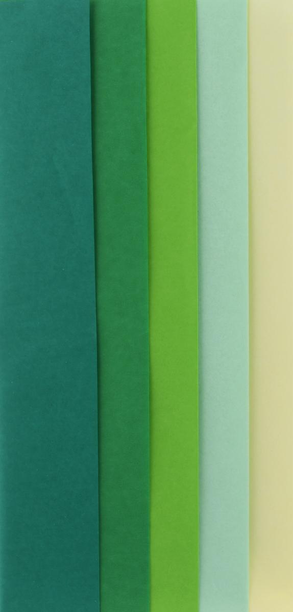 Набор бумаги для творчества Heyda, цвет: зеленый, 50 см х 70 см, 10 листовK100Набор Heyda включает 10 однотонных листов крепированной бумаги.С помощью такой бумагивы и ваш ребенок сможете сделать яркие и разнообразные фигурки. Эти листы можноиспользовать для оригами, а также для украшения открыток, альбомов или длясоздания аппликаций.За свою многовековую историю оригами прошло путь от храмовых обрядов доискусства, дарящего радость и красоту миллионам людей во всем мире.Складывание и художественное оформление фигурок оригами интереснозаполнят свободное время, доставят огромное удовольствие, радость ивзрослым и детям. Увлекательные занятия оригами развивают мелкую моторикурук, воображение, мышление, воспитывают волевые качества и совершенствуютхудожественный вкус ребенка.Плотность бумаги: 20 г/м2.Размер листа: 50 см х 70 см.Количество листов: 10.