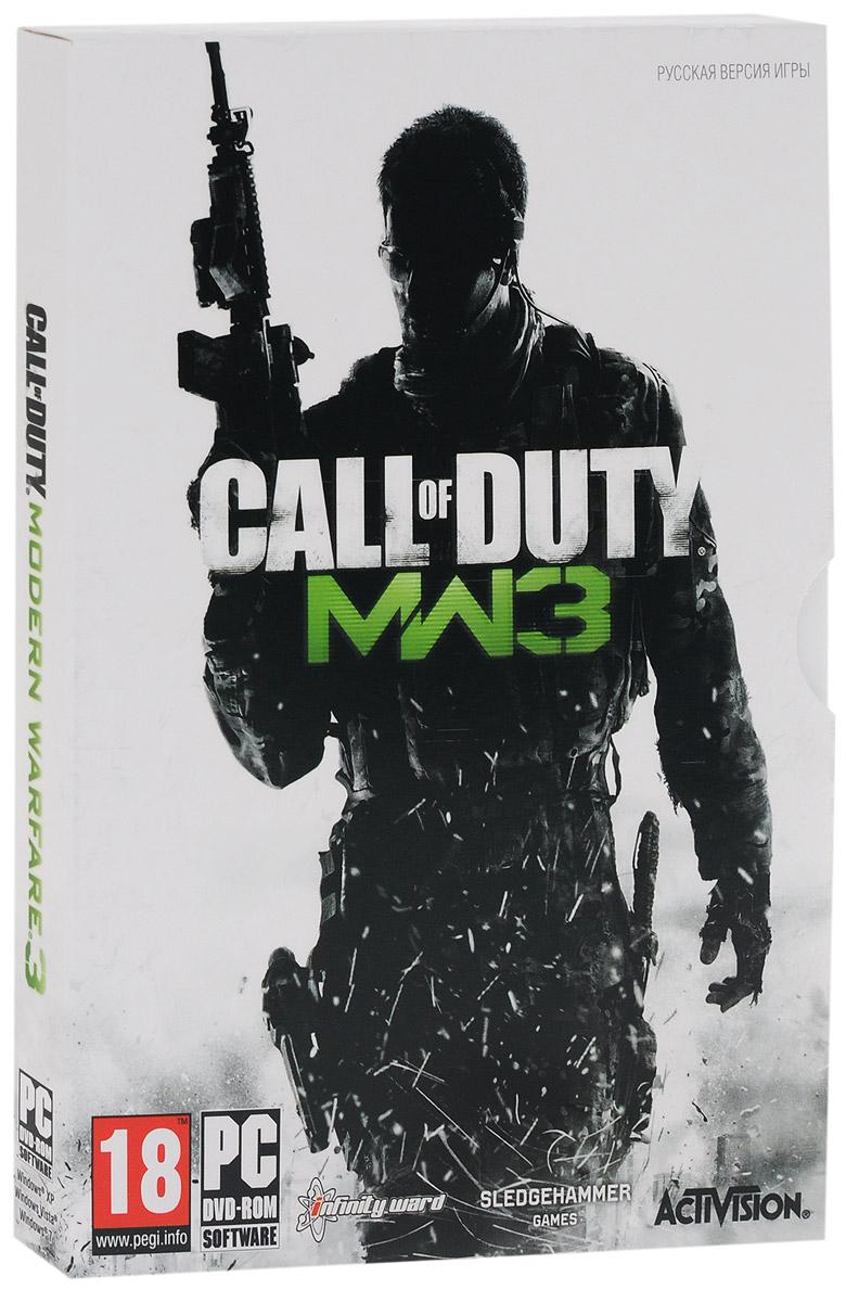 Call of Duty: Modern Warfare 3. Платиновое издание + 4 DLC