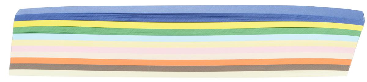 Бумага для квиллинга АртНева Ассорти, 15 мм х 297 мм, 250 листовAM403017Бумага для квиллинга АртНева - это порезанные специальным образом полоски бумаги определенной плотности. Такая бумага пластична, не расслаивается, легко и равномерно закручивается в спираль, благодаря чему готовым спиралям легче придать форму. Квиллинг (бумагокручение) - техника изготовления плоских или объемных композиций из скрученных в спиральки длинных и узких полосок бумаги. Из бумажных спиралей создаются необычные цветы и красивые витиеватые узоры, которые в дальнейшем можно использовать для украшения открыток, альбомов, подарочных упаковок, рамок для фотографий и даже для создания оригинальной бижутерии. Это простой и очень красивый вид рукоделия, не требующий больших затрат.В наборе бумага 10 разных цветов: синий, коричневый, оранжевый, бежевый, светло-желтый, голубой, желтый, зеленый, лимонный, розовый. Ширина: 15 мм.Длина: 29,7 см.Плотность бумаги: 160 г/м2.
