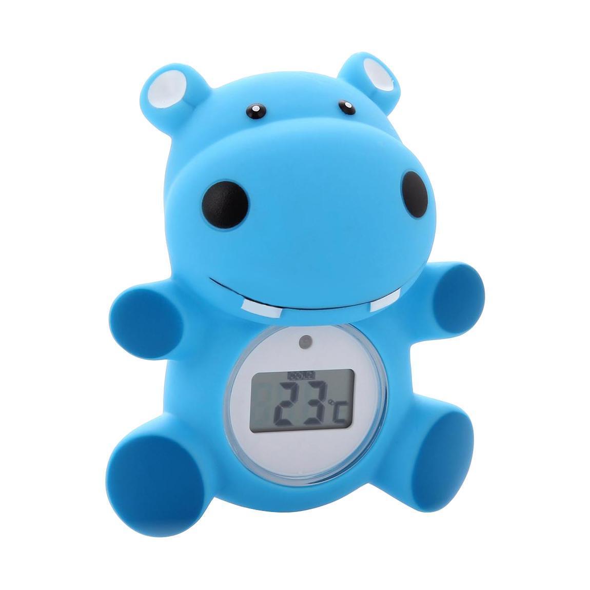 """Детский термометр для ванны в виде забавной игрушки поможет мамам более точно контролировать температуру воды при купании ребенка. Так же термометр """"Maman"""" позволяет измерять комнатную температуру. Диапазон измерения составляет от 0 °C до 50 °C."""