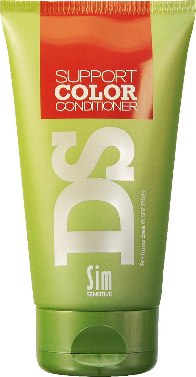 SIM SENSITIVE Бальзам для окрашеных волос Support Color 150 млMP59.4DБальзам Саппорт Колор входит в состав комплекса Саппорт Колор DS by Sim Sensitive. Основной задачей бальзама является увлажнение, смягчение, и запечатывание волос, что приводит к их защищенности, послушности и облегчает дальнейший уход. Помимо этого бальзам поддерживает окрашенные волосы в превосходном состоянии, сохранят яркость и контраст цвета. Уникальной особенностью бальзама Саппорт Колор является то, что он успокаивает и восстанавливает раздражённую после окрашивания кожу головы, возвращая ей комфортное состояние.Состав:гуар шелковый, лимонная кислота, витамин Е, глицерин, пантенол. Кроме них, бальзам снабжен УФ-фильтром, защищающим волосы от ультрафиолета. Бальзам не содержит сульфаты, парабены и ароматизаторы.
