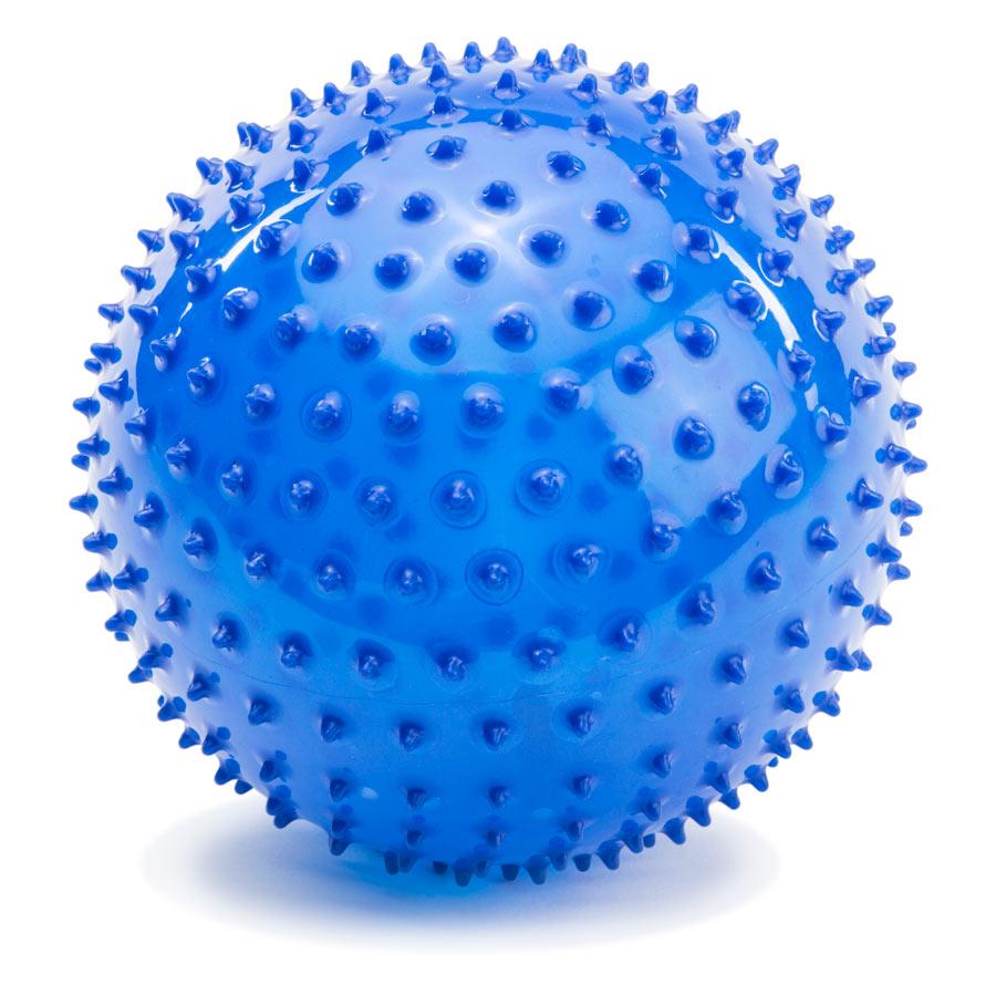 PicnMix Массажно-игровой мяч Геймбол 18 см цвет синий