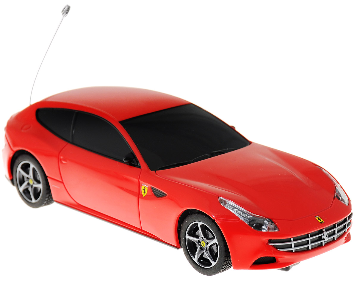 Rastar Радиоуправляемая модель Ferrari FF цвет красный масштаб 1:32