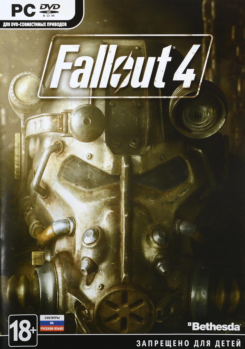Fallout 4 (DVD-BOX)