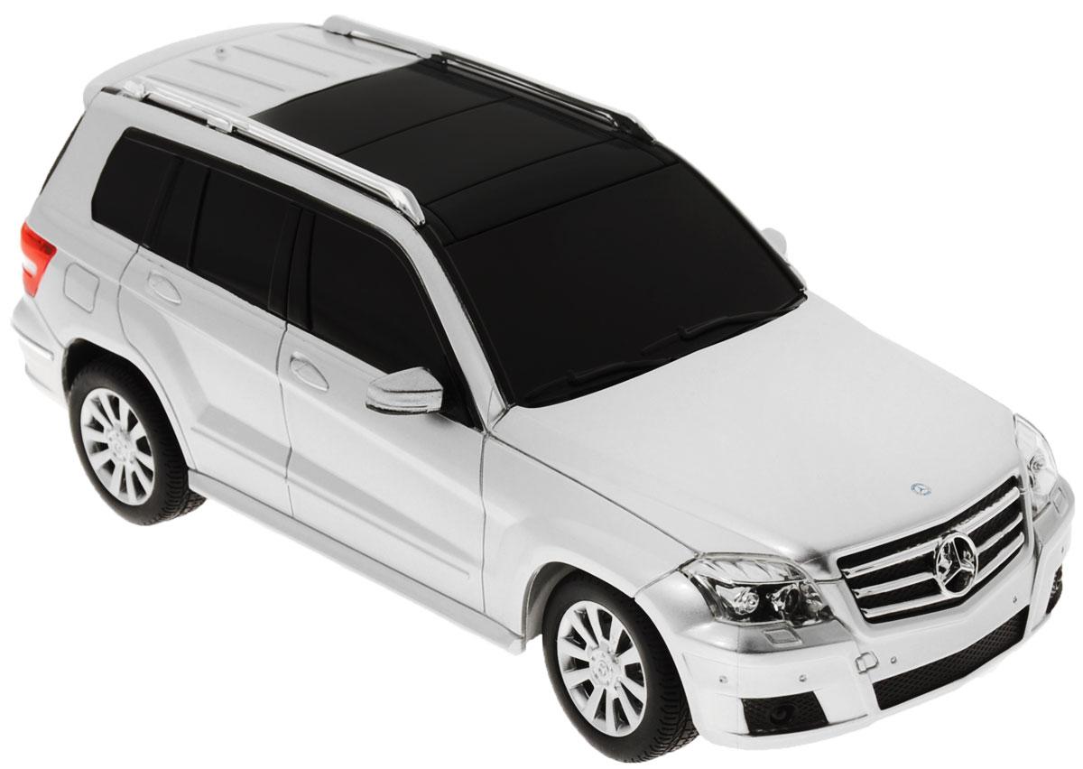 Rastar Радиоуправляемая модель Mercedes-Benz GLK-Class цвет серебристый
