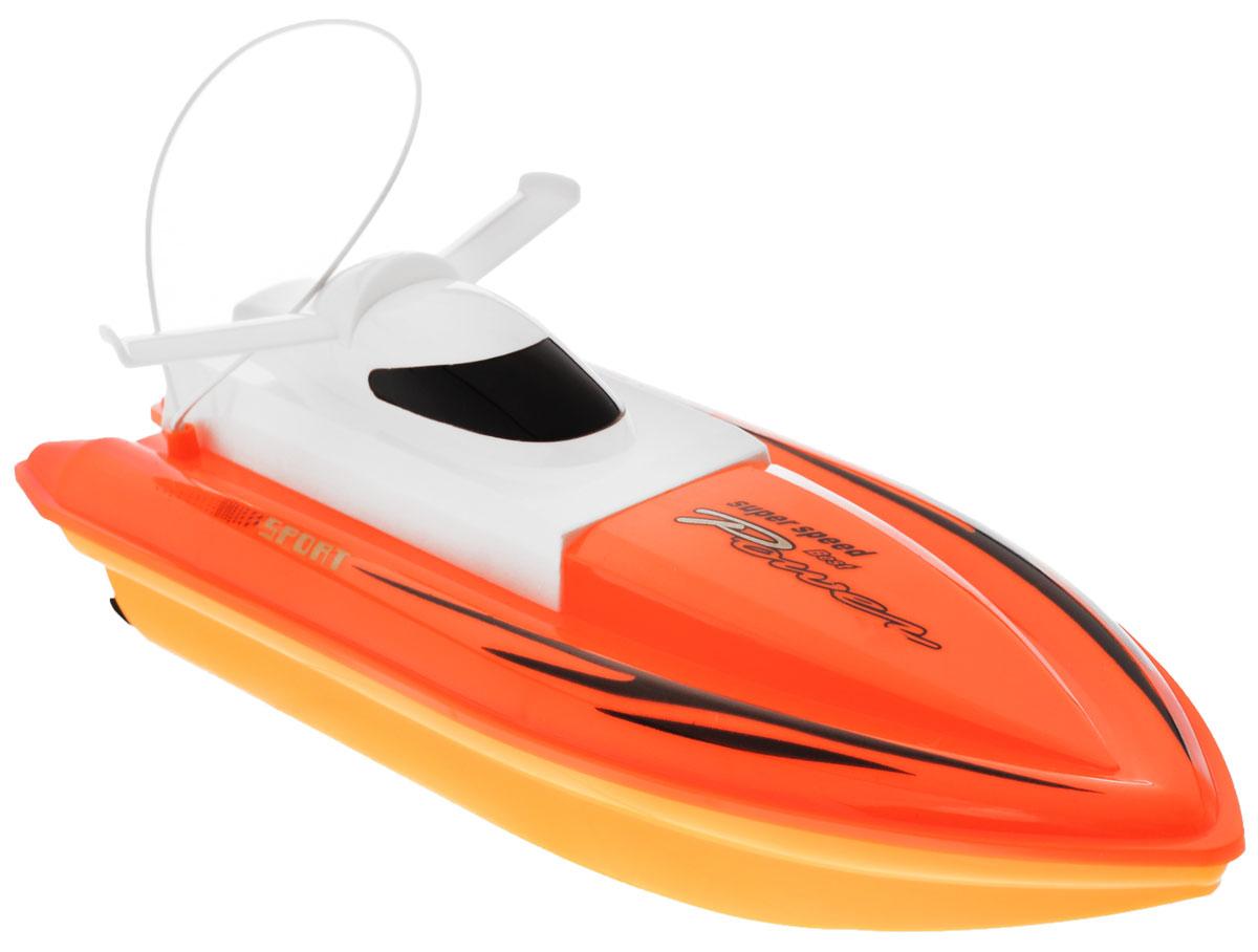 """Радиоуправляемый гоночный катер LK-Toys """"Чемпионат: Best Power"""" - необычная водная игрушка, которая понравится и детям, и взрослым. Игрушечный спортивный катер изготовлен из прочного и качественного пластика, что успешно позволяет сделать конструкцию корпуса максимально обтекаемой, а также защитить от попадания воды все внутренние компоненты. Управление обеспечивается при помощи специального пульта дистанционного управления, который позволяет без проблем контролировать модель на расстояниях до 50 метров. Функции управления: вперед, назад, вправо, влево. Радиоуправляемый гоночный катер LK-Toys """"Чемпионат: Best Power"""" обеспечит многие часы увлекательных игр на воде! В комплекте: катер, пульт управления, аккумулятор, зарядное устройство. Пульт управления работает на частоте 27 MHz. Для работы пульта управления необходимы 2 батарейки типа АА (не входят в комплект)."""
