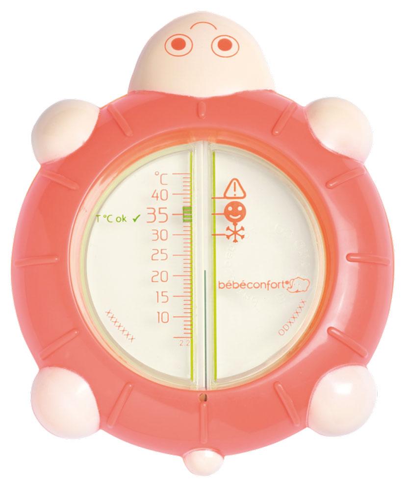 Bebe Confort Термометр для воды Черепашка кораллK6939-VLТермометр для воды Bebe Confort Черепашка предназначен для измерения температуры воды в ванной.