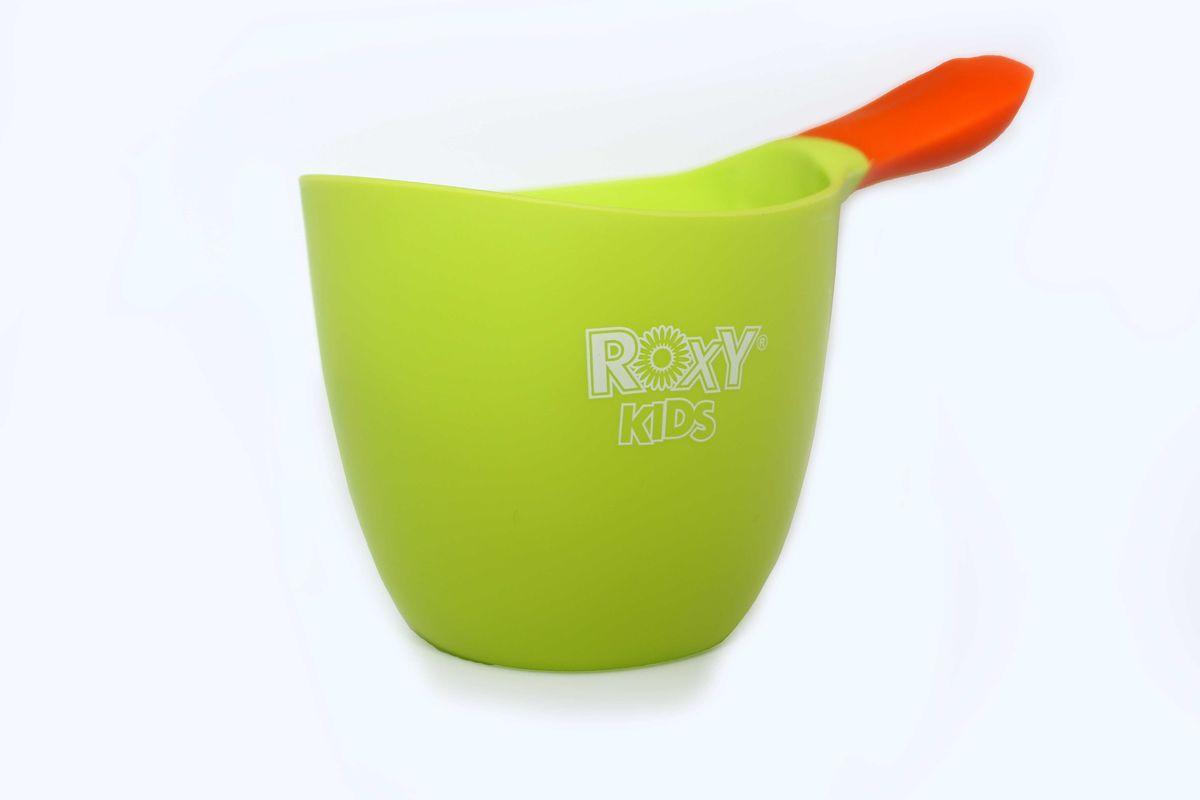 Roxy-kids Ковш детский для мытья головы цвет салатовый