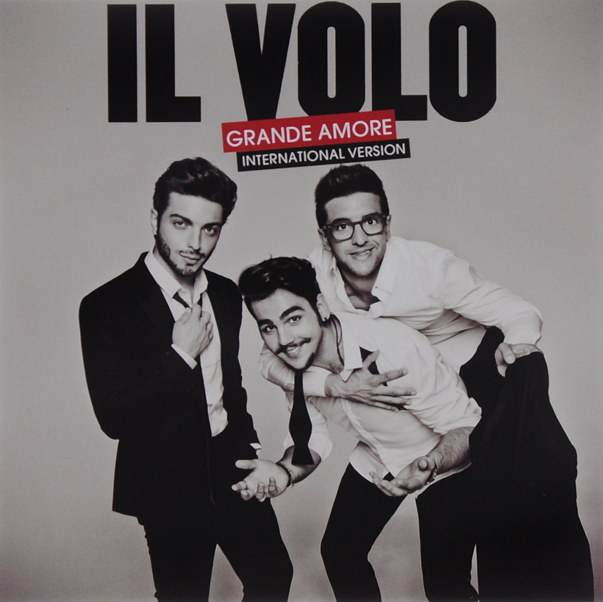 Il Volo Il Volo. Grande Amore. International Version fundamentals of physics extended 9th edition international student version with wileyplus set