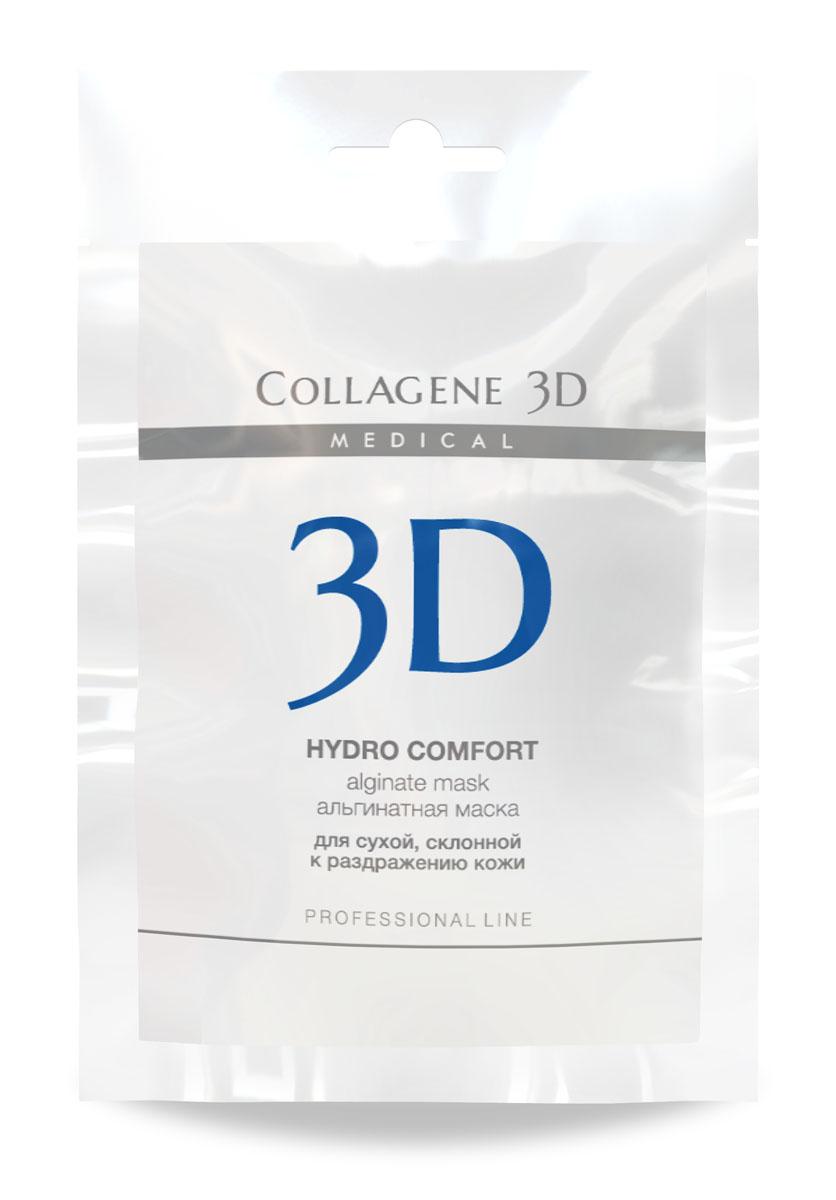 Medical Collagene 3D Альгинатная маска для лица и тела Hydro Comfort, 30 гFS-00897Высокоэффективная, пластифицирующая маска на основе лучшего натурального сырья. Благодаря экстракту Алоэ вера входящий в состав, способствует востановлению кожных покровов, снимает воспаление и активно увлажняет.