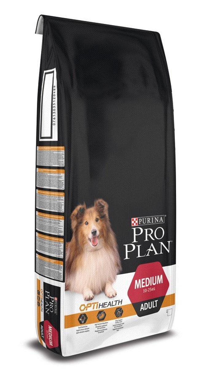 Корм сухой Pro Plan Adult Original, для взрослых собак средних пород, с курицей и рисом, 14 кг0120710Сухой корм Pro Plan Adult Original - полнорационный корм для взрослых собак, с комплексом Optihealth, с высоким содержанием курицы. Оптимальное питание является основой здоровья и благополучия. Корм с комплексом Optihealth предоставляет современное питание, которое оказывает долгосрочное влияние на здоровье собаки. Комплекс Optihealth сочетает специально отобранные питательные вещества, необходимые собакам разных размеров и телосложения, поддерживает их особые потребности и помогает сохранить им отличное состояние.Особенности:- сочетание компонентов для здоровья зубов и десен,- высокая усвояемость питательных веществ для удовлетворения потребностей вашей собаки, - сочетание основных питательных веществ, которое помогает поддерживать здоровье суставов вашей собаки при активном образе жизни, - помогает собаке сохранять блестящую шерсть, - содержит кусочки высококачественного куриного мяса. Состав: сухой белок птицы, пшеница, кукуруза, курица (14%), животный жир, сухая мякоть свеклы, рис (4%), вкусоароматическая кормовая добавка, глютен, кукурузная мука, продукты переработки растительного сырья, минеральные вещества, рыбий жир, витамины, антиоксиданты. Добавленные вещества: МЕ/кг: витамин А: 28000; витамин D3: 910; витамин Е: 550; мг/кг: витамин С: 140; железо: 76; йод: 1,9; медь: 11; марганец: 35; цинк: 142; селен: 0,12. Гарантируемые показатели: белок 25%, жир 15%, сырая зола 7,5%, сырая клетчатка 2,5%.Товар сертифицирован.