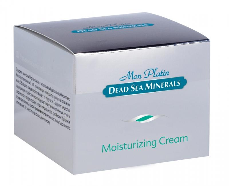 Mon Platin DSM Увлажняющий крем для нормальной кожи 50 млB285391Крем насыщен Минералами и солью Мертвого моря, благодаря этому обладает омолаживающим и регенерирующим эффектом. Крем содержит уникальный солнечный фильтр, который оберегает кожу от вредного солнечного излучения. В состав крема входят аллантоин, витамин Е, которые оказывают на кожу смягчающее, заживляющее и противовоспалительное действие, делают кожу более эластичной и упругой. Рекомендуется применять ежедневно.