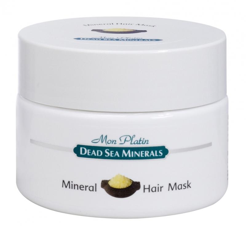 Mon Platin DSM Маска для волос с минералами 250 мл086-9-34783Маска насыщена Минералами (26 минералов) и солью Мертвого моря, что благоприятно влияет на состояние кожи головы и обеспечивает прекрасное комплексное питание для волос по всей длине. Экстракт ромашки римской оказывает противовоспалительное, антисептическое, успокаивающее действие на кожу головы. Диметикон, входящий в состав маски, формирует защитный барьер, предотвращает трансдермальную потерю влаги, покрывает волосы тончайшей неощутимой пленкой, которая защищает их от горячего воздуха фена и солнечного излучения. Для всех типов волос.