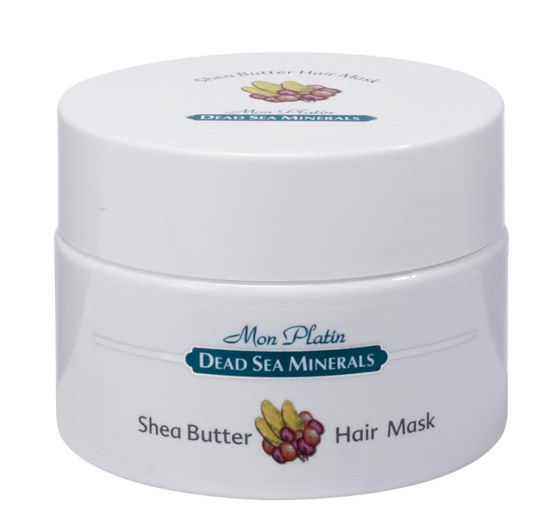 Mon Platin DSM Маска для волос на основе масла ШИ 250 млFS-00897Маска для смягчения волос и поддержания баланса влажности. В составе маски – масло Ши, способствующее смягчению, регуляции питания волос и кожи головы. Содержит высококонцентрированные минеральные компоненты Мертвого моря.