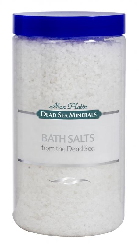 Mon Platin DSM Натуральная Соль Мёртвого моря белая 1000 г.FS-00897Натуральная соль Мёртвого моря смягчает, увлажняет, тонизирует и питает кожу, насыщая ее микроэлементами и минеральными солями, снимает усталость и стресс, а также замедляет процессы старения. Обладает регенерирующим эффектом. Натуральная соль Мёртвого моря содержит большое количество минералов, положительно воздействующих на человека. Способствует заживлению ран и лечению болезней кожи, расслабляет напряжение мышц.