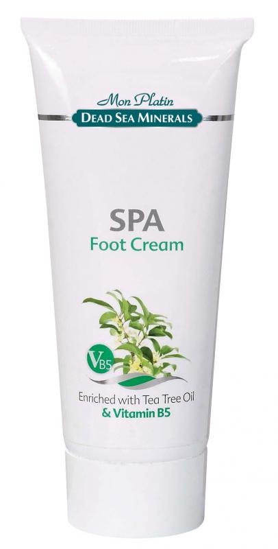 Mon Platin DSM Крем для ног 200 мл969N10673Крем для ног обладает антибактерицидным и антигрибковым эффектом благодаря содержанию алоэ Барбадосского, уменьшает потливость ног, предотвращает неприятный запах. Обеспечивает увлажнение и питание кожи ног, смягчает огрубевшую кожу, устраняет трещины. Крем насыщен Минералами (26 минералов) и солью Мертвого моря, что благоприятно влияет на состояние кожи стоп. Применяют по мере необходимости.