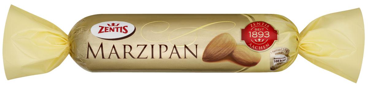 Zentis марципановая буханка0120710Марципановая буханка Zentis - это восхитительный марципан в темном шоколаде.