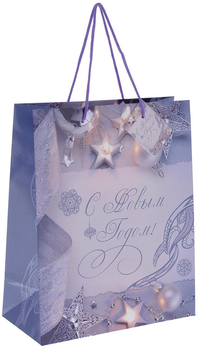 Пакет подарочный Феникс-Презент Блеск серебра, 26 х 32,4 х 12,7 см97775318Подарочный пакет Феникс-Презент Блеск серебра, изготовленный из плотной бумаги, станет незаменимым дополнением к выбранному подарку. Дно изделия укреплено картоном, который позволяет сохранить форму пакета и исключает возможность деформации дна под тяжестью подарка. Для удобной переноски на пакете имеются две ручки из шнурков.Подарок, преподнесенный в оригинальной упаковке, всегда будет самым эффектным и запоминающимся. Окружите близких людей вниманием и заботой, вручив презент в нарядном, праздничном оформлении. УВАЖАЕМЫЕ КЛИЕНТЫ!Обращаем ваше внимание на возможные изменения цвета ручек изделия. Поставка осуществляется в зависимости от наличия на складе.