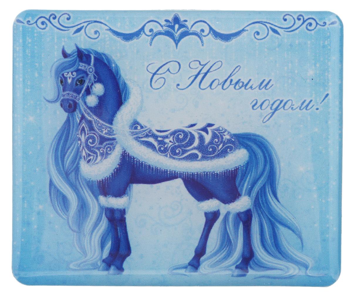 Магнит Феникс-Презент Сказочная лошадь, 6 x 5 см31524Магнит прямоугольной формы Феникс-Презент Сказочная лошадь, выполненный из агломерированного феррита, станет приятным штрихом в повседневной жизни. Оригинальный магнит поможет вам украсить не только холодильник, но и любую другую магнитную поверхность. Материал: агломерированный феррит.