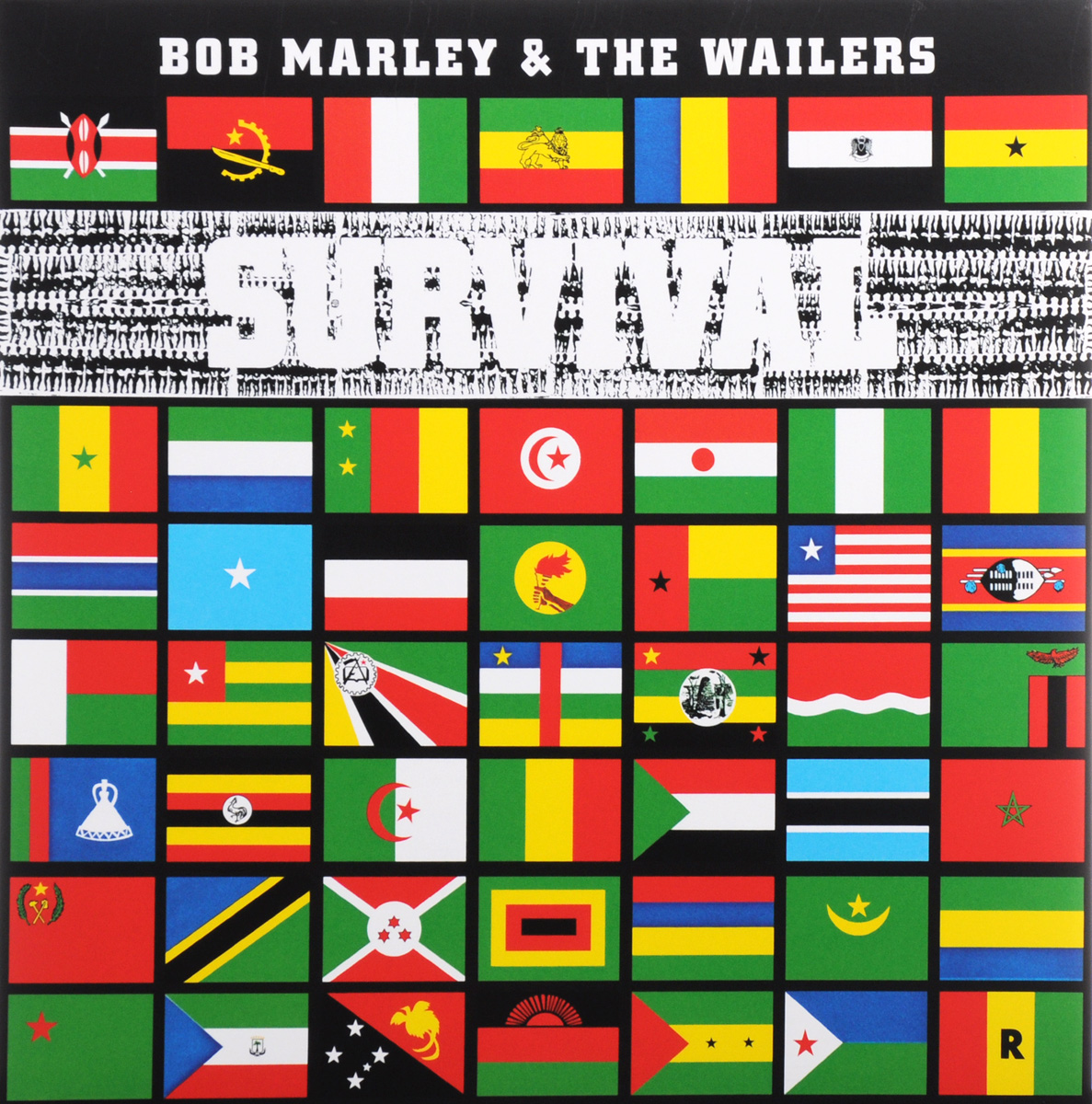 Боб Марли Bob Marley & The Wailers. Survival (LP) jamaican rasta hat bob marley hat jameican hat tams fancy dress costumes crochet rasta beanies gorro bob marley cap rh 18