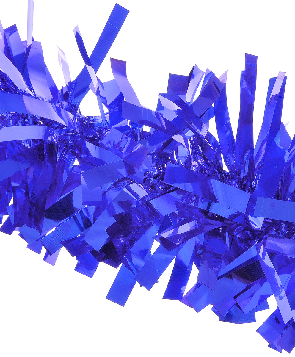 Мишура новогодняя EuroHouse Северное сияние, цвет: синий, диаметр11 см, длина 200 см09840-20.000.00Новогодняя мишура EuroHouse Северное сияние, выполненная из ПЭТ (полиэтилентерефталата), поможет вам украсить свой дом к предстоящим праздникам. А новогодняя елка с таким украшением станет еще наряднее. Мишура армирована, то есть имеет проволоку внутри и способна сохранять придаваемую ей форму. Новогодней мишурой можно украсить все, что угодно - елку, квартиру, дачу, офис - как внутри, так и снаружи. Можно сложить новогодние поздравления, буквы и цифры, мишурой можно украсить и дополнить гирлянды, можно выделить дверные колонны, оплести дверные проемы.
