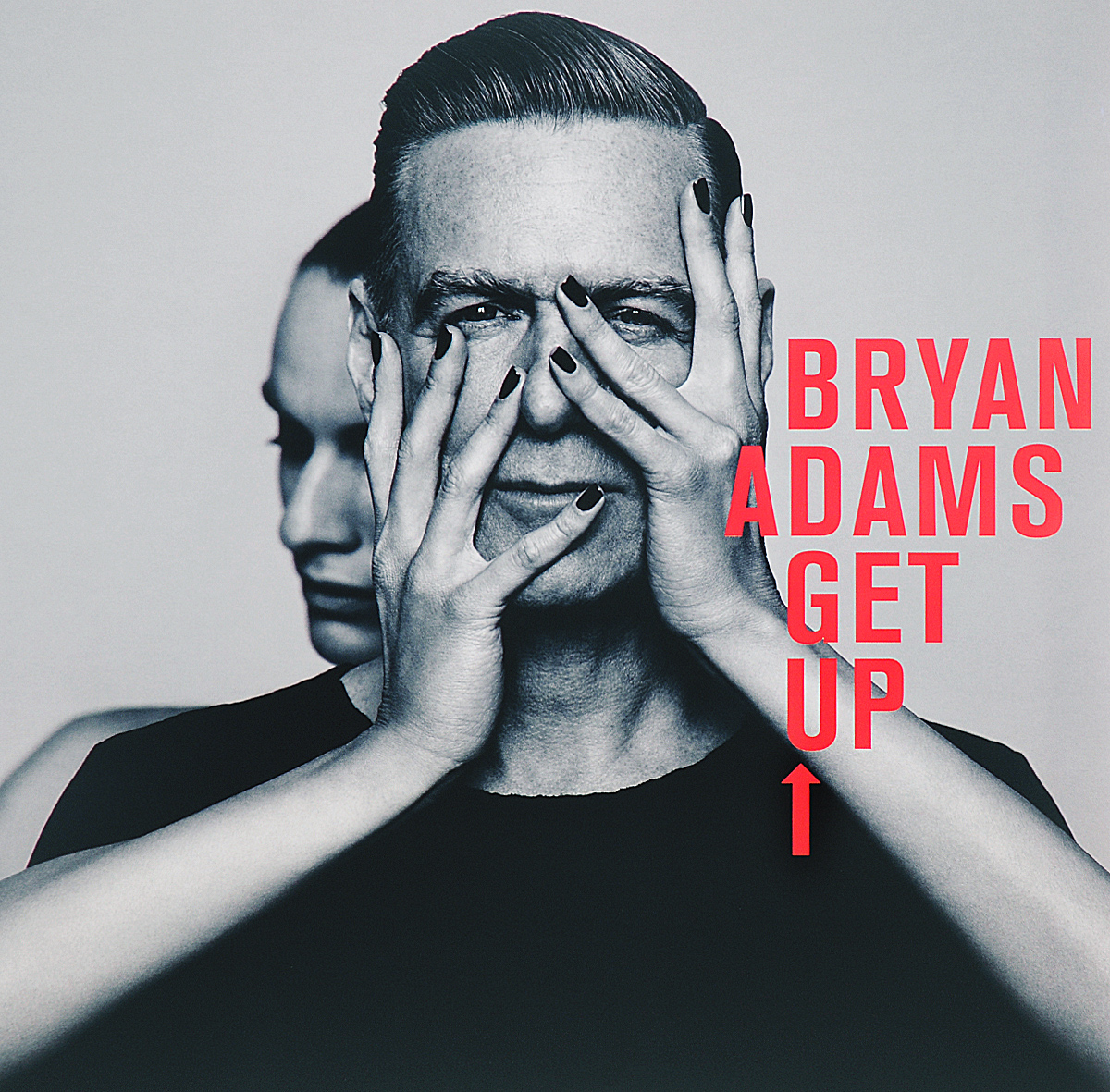 Брайан Адамс Bryan Adams. Get Up (LP) bryan adams live at slane castle