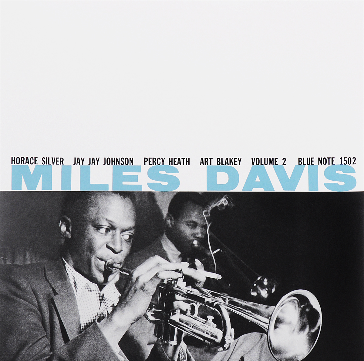 Майлз Дэвис Miles Davis. Volume 2 (LP) miles davis miles davis miles ahead original motion picture soundtrack 2 lp