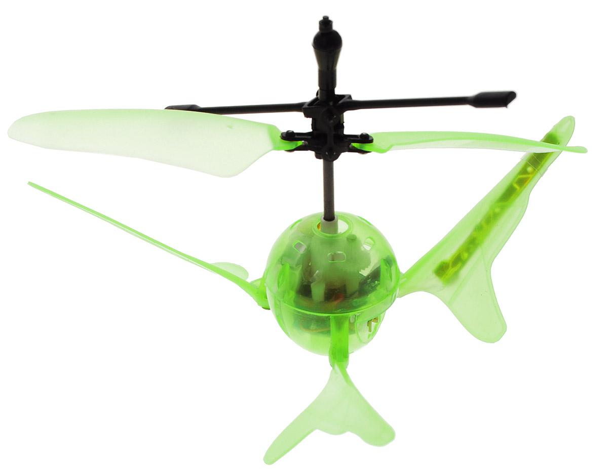 Властелин небес Игрушка на радиоуправлении Супер-светлячок цвет зеленый