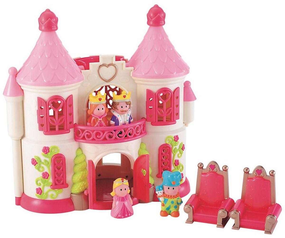 ELC Дом для кукол Сказочный замок с персонажами