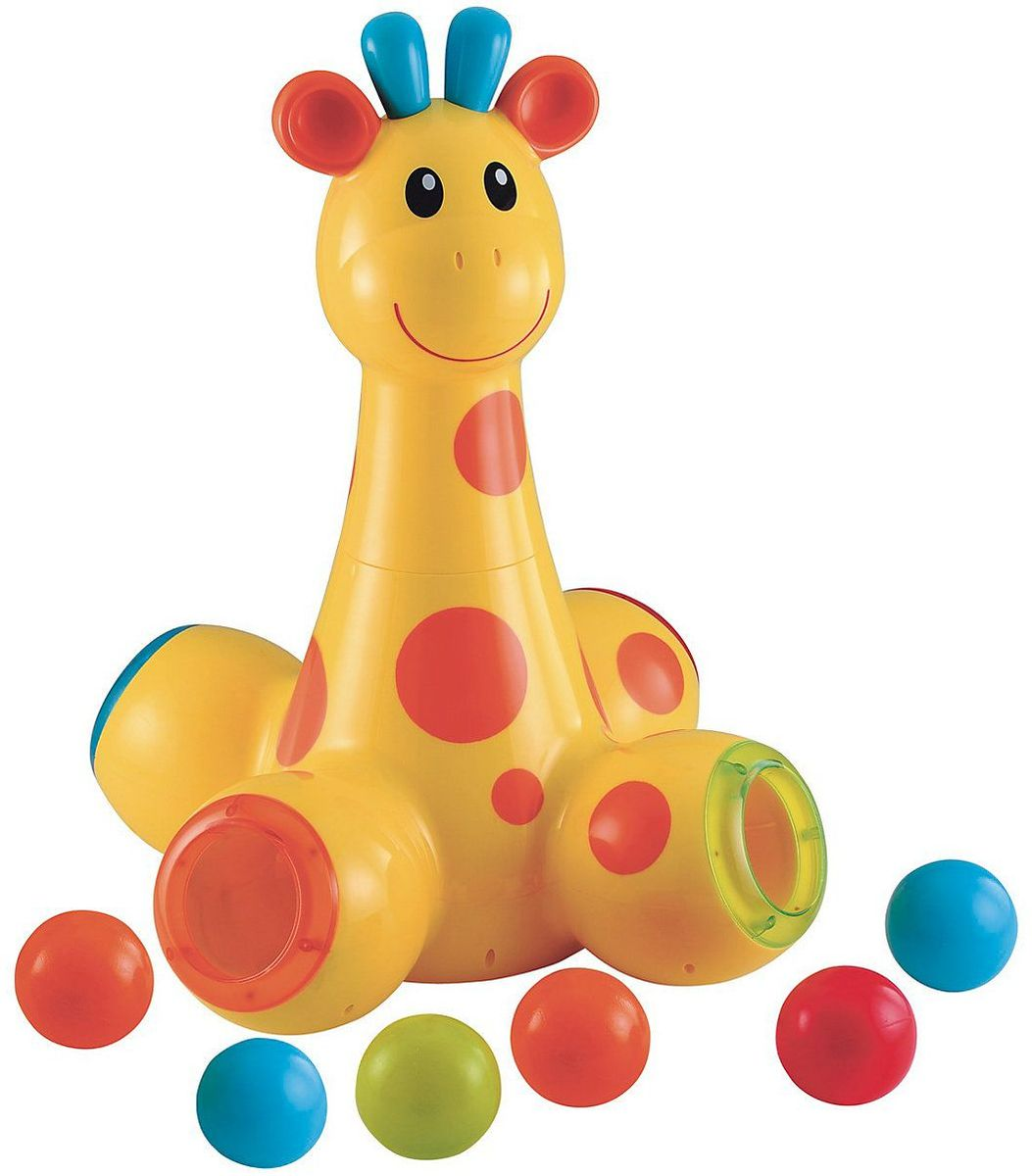 ELC Развивающая игрушка Жираф