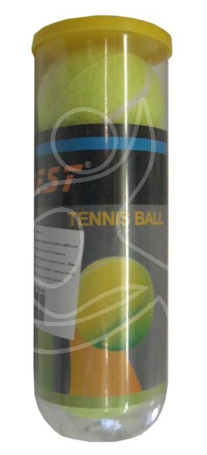 Мячи для большого тенниса DOBEST, в тубе 3шт, TB-GA02