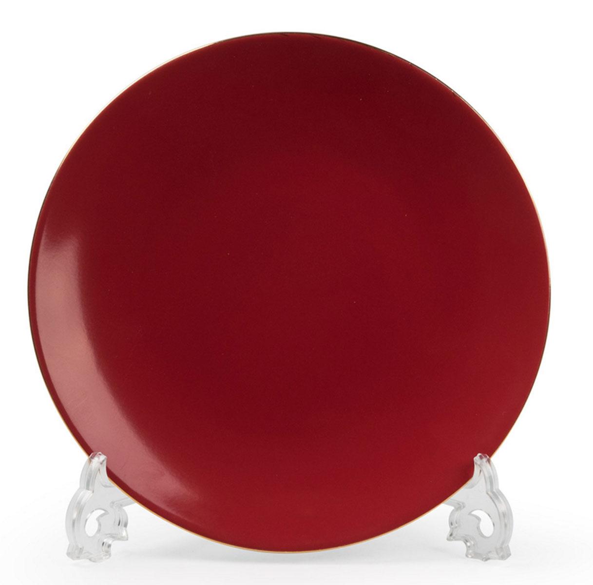 Monalisa 3125 набор глубоких тарелок*6 шт, цвет: красный с золотомVT-1520(SR)в наборе глубокая тарелка 6 штук Материал: фарфор: цвет: красный с золотомСерия: MONALISA
