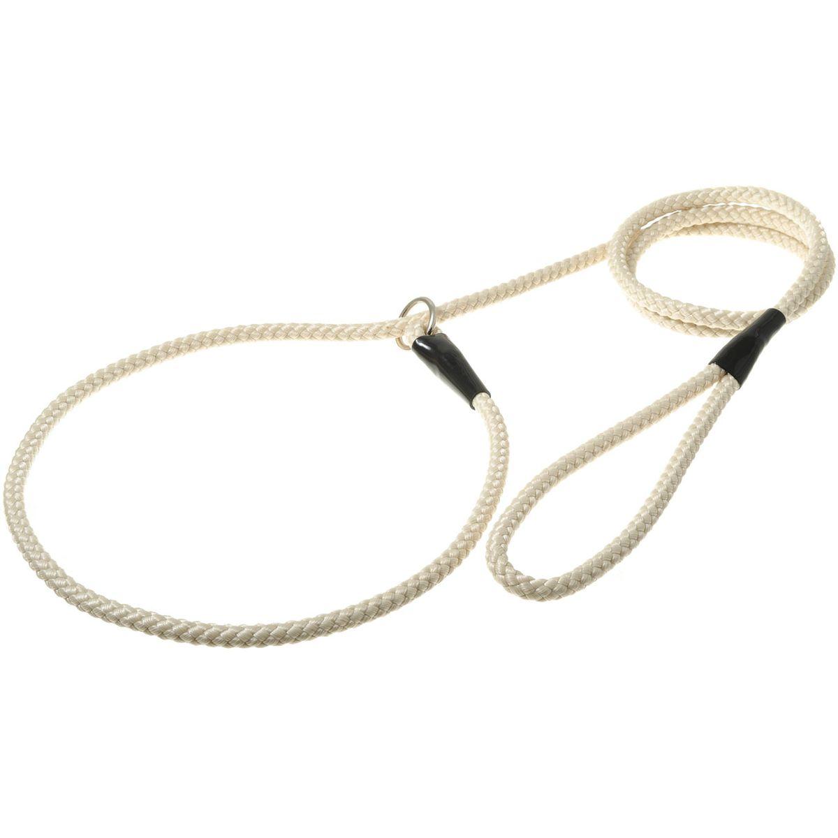 Поводок для собак V.I.Pet, цвет: кэмел, диаметр 10 мм, длина 1,7 м поводок для собак collar soft цвет коричневый диаметр 6 мм длина 1 83 м