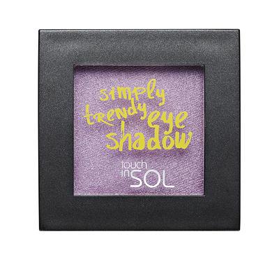 Touch in SOL Тени для век Simply Trendy, №6 LavenderSatin Hair 7 BR730MNАбсолютный маст-хэв: Последний штрих для создания великолепного взгляда; 10 цветов обеспечат сексуальный, дымчатый (смоки), и естественный макияжа глаз. Мягкая и шелковистая текстура теней за счет микро-частичек легко наносится, не скатывается, сохраняя цвет. Стойкость макияжа за счет легкой микро-пудры Экстракты растительных масел увлажняют и защищают кожу. Создает великолепный и естественный цвет и жемчужное сияние шелк.