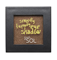 Touch in SOL Тени для век Simply Trendy, №8 Choco Brown6Абсолютный маст-хэв: Последний штрих для создания великолепного взгляда; 10 цветов обеспечат сексуальный, дымчатый (смоки), и естественный макияжа глаз. Мягкая и шелковистая текстура теней за счет микро-частичек легко наносится, не скатывается, сохраняя цвет. Стойкость макияжа за счет легкой микро-пудры Экстракты растительных масел увлажняют и защищают кожу. Создает великолепный и естественный цвет и жемчужное сияние шелк.