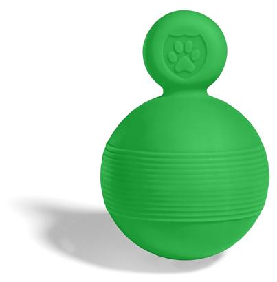 Игрушка мяч Tug&Toss Boll Safe, - Маленькая, зеленый 8 см. 8pk aqua kem toss in