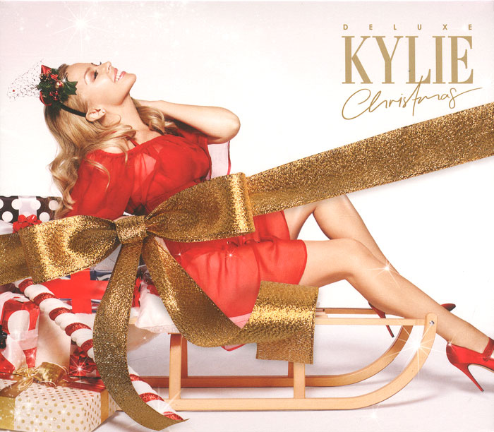 Кайли Миноуг Kylie Minogue. Kylie Christmas. Deluxe (CD + DVD) the best of kylie minogue special edition cd dvd