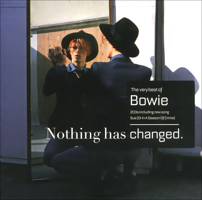 Дэвид Боуи David Bowie. Nothing Has Changed (2 CD) григорий лепс парус live