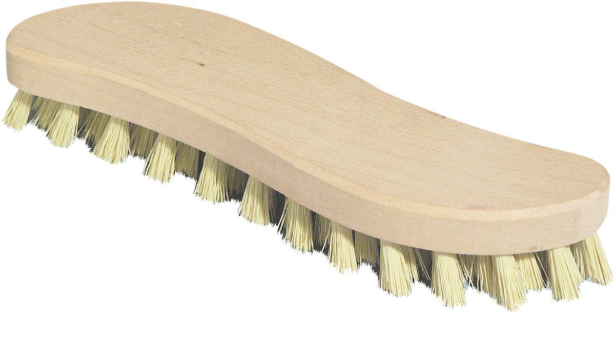 Щетка для одежды York, 20,5 х 5 х 4 смDAVC150Универсальная деревянная щетка York используется для очистки одежды, а также любых твердых поверхностей от загрязнений. Имеет жесткую щетину и специальную форму, благодаря которой удобно ложится в руку.