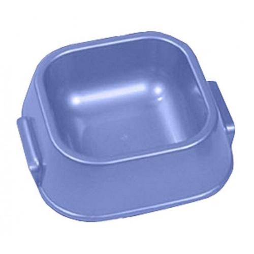 Миска для животных VanNess, цвет: голубой, 470 мл. 10263150/VM-2700 (A)Миска VanNess, изготовленная из цветного пластика, предназначена для подачи корма и воды. Изделие подходит как для кошек, собак, так и для грызунов. Объем: 470 мл.