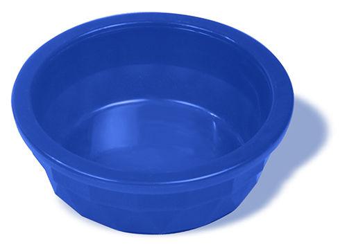Миска для животных VanNess, цвет: синий, 120 мл0120710Миска для животных VanNess, изготовленная из цветного пластика, предназначена для подачи корма и воды. Объем: 120 мл.