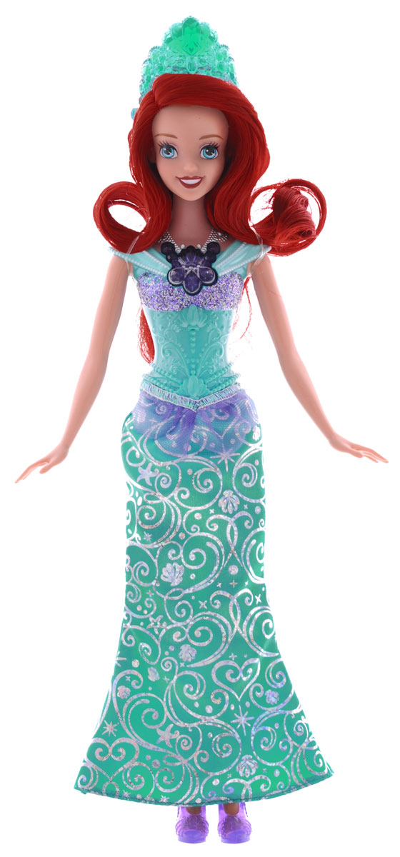 Disney Princess Кукла Ослепительные принцессы Ариель