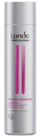 Шампунь Londa Color Radiance, для окрашенных волос, 250 млFS-00897Шампунь Шампунь Londa Color Radiance мягко очищает окрашенные волосы, защищает их от вымывания и изменения цвета, сохраняет насыщенный цвет и придает потрясающий блеск. Характеристики:Объем: 250 мл. Производитель: Германия. Товар сертифицирован.