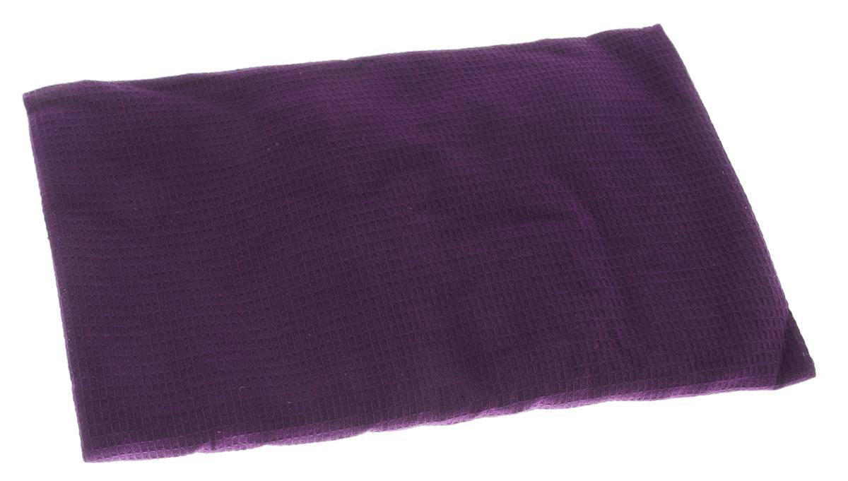 Накидка для бани и сауны Банные штучки, женская, цвет: фиолетовый787502Вафельная накидка Банные штучки, изготовленная из 100% натурального хлопка, станет незаменимым аксессуаром в бане или сауне. Изделие снабжено резинкой и застежкой-липучкой. Имеет универсальный размер. Такая накидка - очень функциональная вещь, ее также можно использовать как полотенце или коврик на скамейку.Размер: 36-60.